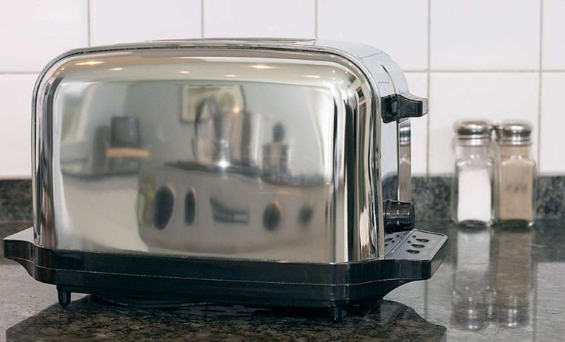 Toaster for Bridal Registry