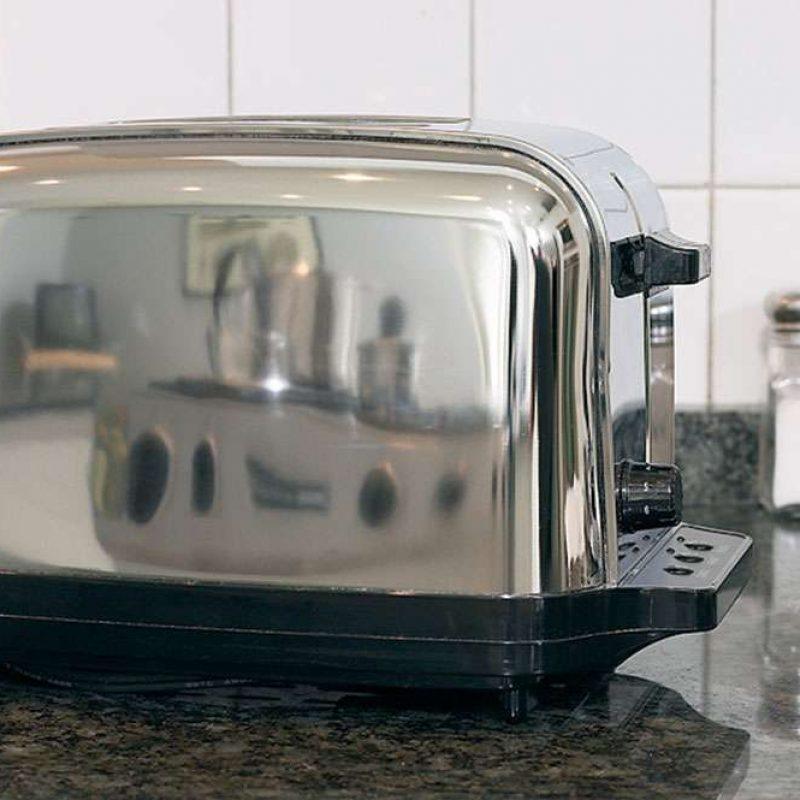 Toaster for Bridal Registry