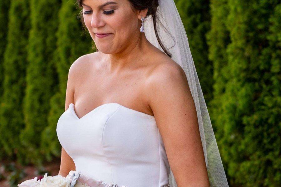 Bride Makeup by Nancy
