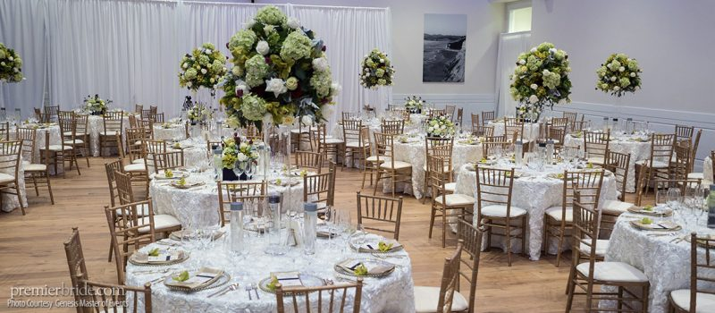 Genesis Master of Events Wedding style