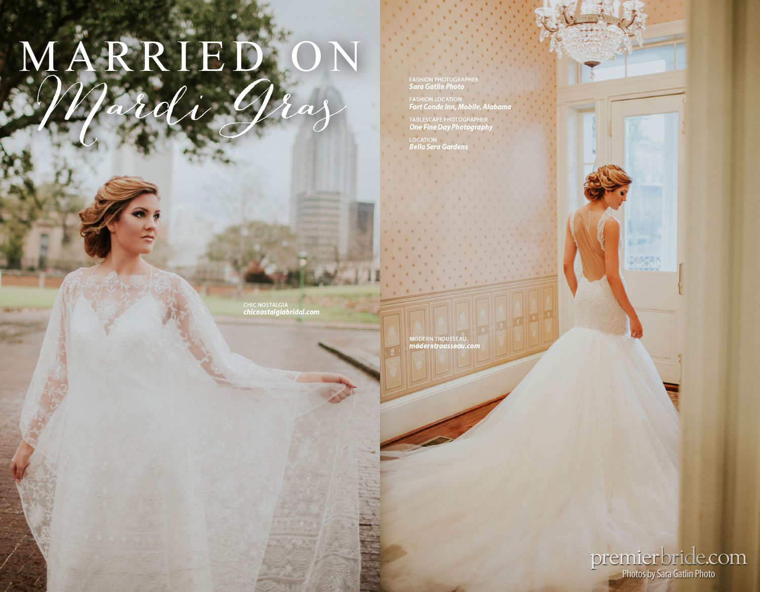 Chic Nostalgia, Modern Trousseau, photos by Sara Gatlin Photo