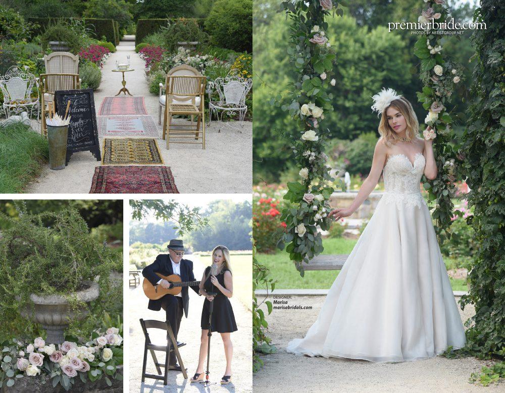 Marisa Bridal Gown