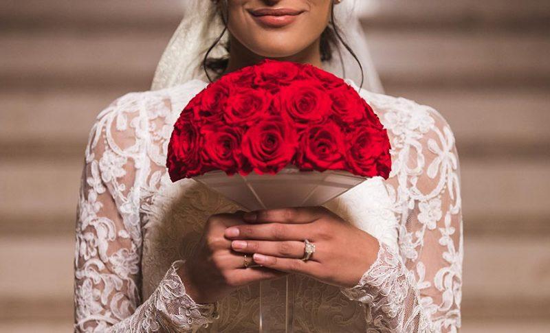 Long-Lasting Bridal Bouquet