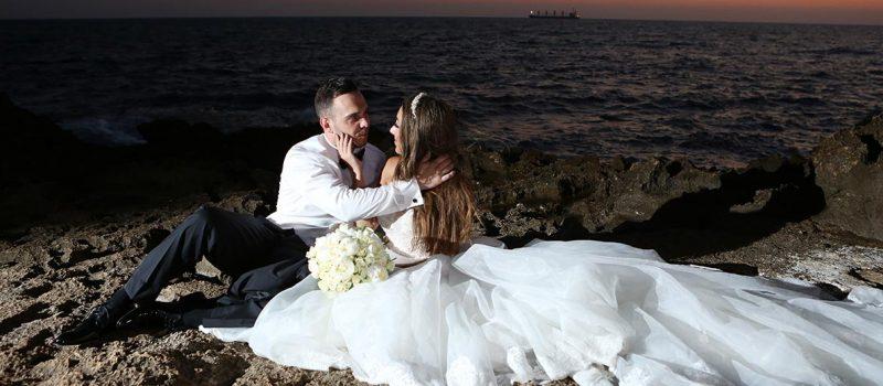 Marianne and Graham's Lebanon Wedding