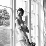 Vintage Hollywood bridal photography