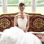 Audrey Hepburn vintage bridal look