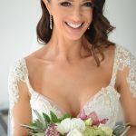 Beautiful Emily Simms, makeup artist