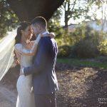 Soft light wedding photography