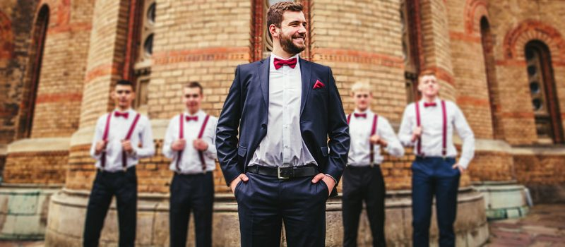 The Grooms Checklist
