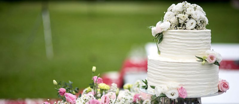 The Wedding Cake: Showpiece of the Celebration