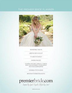 The Premier Bride Ultimate Planner