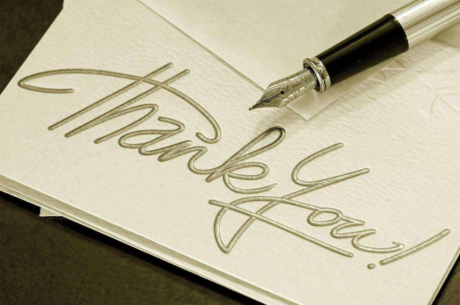 Send Thank You Cards after the wedding